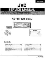 Buy JVC KS-RY404 Service Manual by download Mauritron #282544