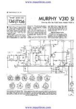 Buy MURPHY. V310. Service Data by download Mauritron #322102