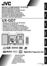 Buy JVC UX-GD7-9 Service Manual by download Mauritron #277193