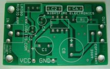 Buy LM380 Audio Power Amplifier Kit with PCB (#1690)