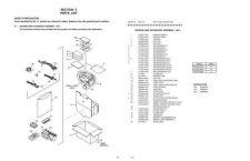 Buy JVC GR-DVL822U par Service Manual by download Mauritron #280728