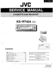 Buy JVC KS-RT404 Service Manual by download Mauritron #282511
