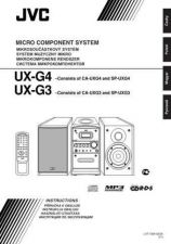 Buy JVC UX-G4 Service Manual by download Mauritron #284230