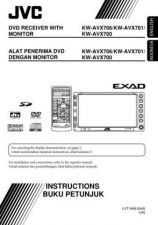 Buy JVC KW-AVX706J by download Mauritron #275404