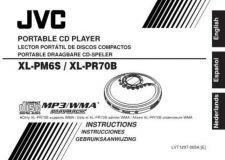 Buy JVC XL-PM6S - XL-PR70B-7 Service Manual by download Mauritron #277303