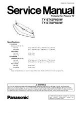 Buy Sharp TY-ST50P600W Manual by download Mauritron #298638