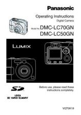 Buy Panasonic DMC-LC50GC-- Manual by download Mauritron #298835