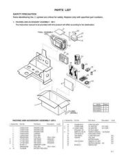 Buy JVC GR-SXM68AC GR-SXM88AC GR-SXM98AC PART Service Manual by download Mauritron #27936