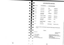 Buy Hoover S4xxx Aquamaster Vacuum Service Manual 1996 version by download Mauritron #313