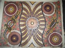 Buy dreamtime painting canvas. aboriginal culture