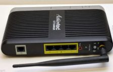 Buy no cords - ActionTec GT724 WGR modem Wireless G Router internet DSL ethernet