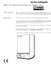 Buy Baxi COMBI 80 GCNO.47-393-03 by download Mauritron #324005