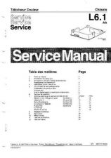 Buy Philips L6-2 schem Service Manual by download Mauritron #323659