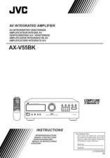 Buy JVC AX-V55 Service Manual by download Mauritron #281329