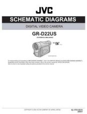 Buy JVC GR-D225E sch Service Manual by download Mauritron #280545
