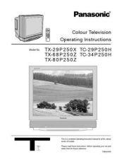 Buy Panasonic TC-32LX50 Manual by download Mauritron #301887