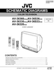 Buy JVC AV-36320 SCH Service Manual by download Mauritron #278923