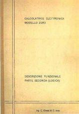 Buy Olivetti Zero - Manual Vol 2 1957 by download Mauritron #337828