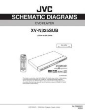 Buy JVC XV-N325SUB=-=-=- Service Manual by download Mauritron #273777
