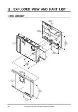 Buy EXPLODED VIEW & PART LIST Manual by download Mauritron #303479