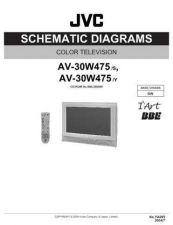 Buy JVC PYA095SCH Service Manual by download Mauritron #278120