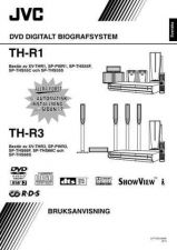 Buy JVC TH-R1-15 Service Manual by download Mauritron #283920