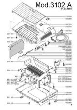 Buy Office Equipment IDEAL 3102 A SHREDDER PARTS by download #335516