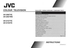Buy JVC AV-28T5SPP][ Service Manual by download Mauritron #279817