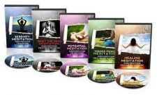 Buy GUIDED MEDITATION (RELAXATION, PEACE, SPIRITUAL) MP3 AUDIO TRAINING COURSE.