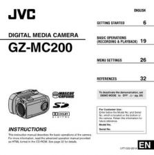 Buy JVC LYT1332-001A Operating Guide by download Mauritron #296002