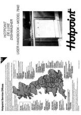 Buy Hotpoint HB6350 Cooker Operating Guide by download Mauritron #307562