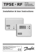 Buy Danfoss 14033 Operating Guide Instructions by download Mauritron #328201