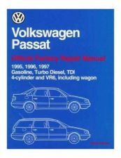 Buy VW-Passat-Factory-Repair-Manual-1995-1997 by download Mauritron #329014