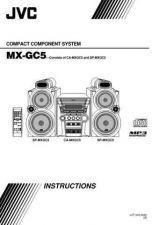 Buy JVC MX-GC5-5 Service Manual by download Mauritron #282837