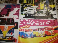 Buy Volkswagon & Vesper set of 3 Print Painting. Print but hand finished.bargain