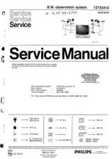 Buy PHILIPS 12TX3512 Service Manual by download Mauritron #326967