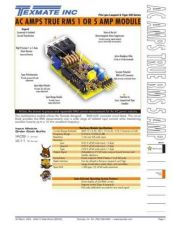 Buy Texmate IA09-11 NZ339 3-30-04 Instructions by download #336530