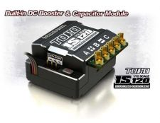 Buy SKYRC TORO 1S120 ESC For 1/12 Onroad Competition Built-in DC Booster&Capacitor