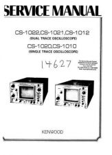 Buy KENWOOD CS1021 Service Information by download Mauritron #330721