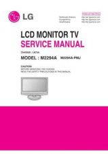Buy LG MFL57043802_M2294A-PMJ Manual by download Mauritron #305805