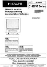 Buy Hitachi C1422R Service Manual by download Mauritron #288605