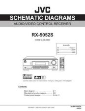 Buy JVC RX-5052S-15 Service Manual by download Mauritron #276469
