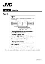 Buy JVC LPT0775-002A Operating Guide by download Mauritron #292878
