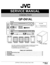 Buy JVC MB316 Service Manual by download Mauritron #277614