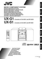 Buy JVC UX-G1-46 Service Manual by download Mauritron #284173
