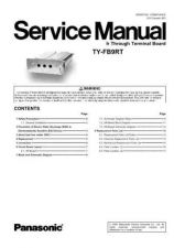 Buy Sharp TY-FB9RT Manual by download Mauritron #298622