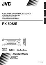 Buy JVC RX-5062S-2 Service Manual by download Mauritron #283171
