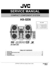 Buy JVC MB277 Service Manual by download Mauritron #277406