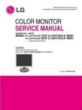 Buy LG 36713636(L17_1953T-SFQ_E(M)_2 Manual by download Mauritron #303692