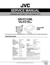Buy JVC GR-FC1UM part Service Manual by download Mauritron #280803